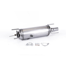 Topautoparts Particulate filter Fiat Croma, Opel Vectra C, Signum, Saab 9-3