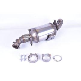 Topautoparts Particulate filter Volkswagen Crafter 2.5 TDI