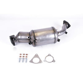 Topautoparts Particulate filter Audi A4, A5, A6, Q5 2.0 TDi