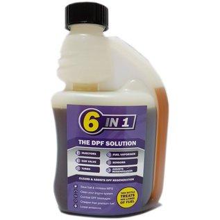EEC 6-in-1 Diesel reiniger 6 PACK