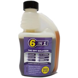 EEC 6-in-1 Diesel cleaner 12 PACK