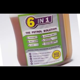 EEC 6-in-1 Petrol cleaner
