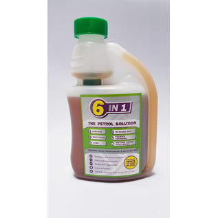 EEC 6-in-1 Petrol cleaner 6PACK