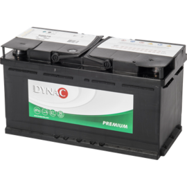 Dynac Battery 10 Ampere