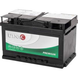 Dynac Battery 64 Ampere