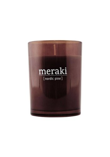 Meraki Candle Nordic Pine