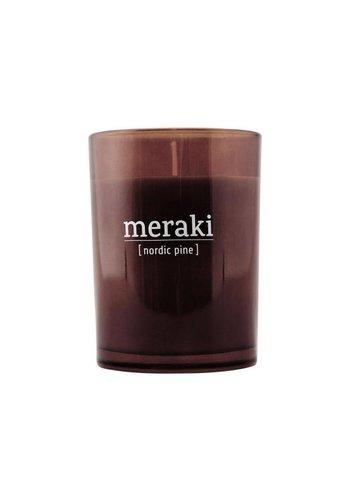 Meraki Kaars Nordic Pine