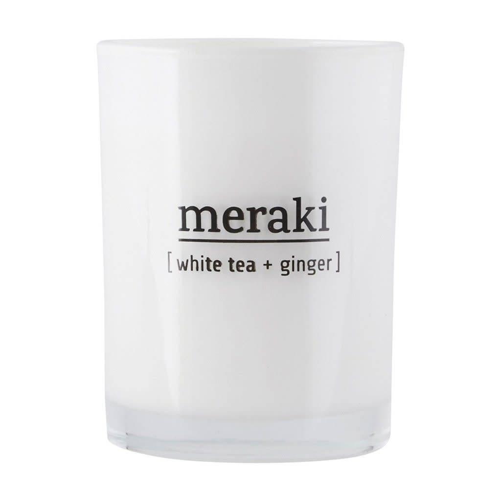 Kaars White Tea & Ginger