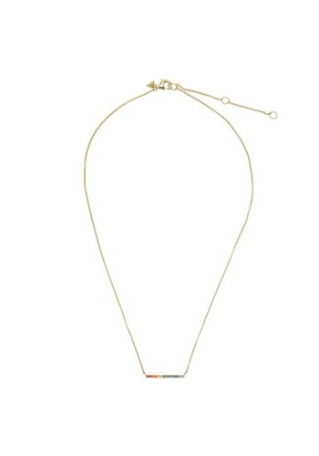Les Soeurs Romee Barre Strass Multi Gold