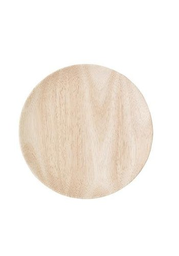 Bloomingville Wooden Plate Naturel