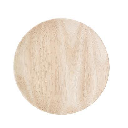 Wooden Plate Naturel