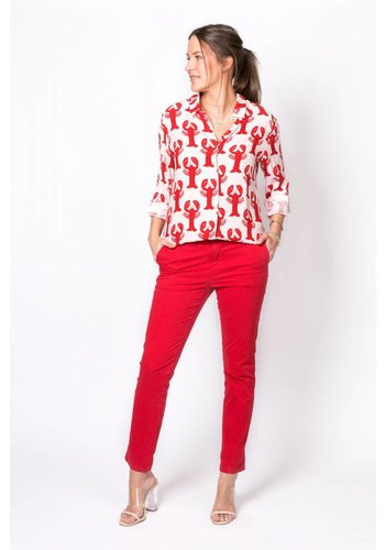 MKT MKT Trousers Thesunset CHERRY