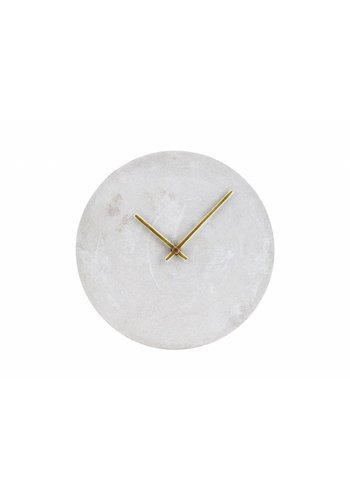 House Doctor Wall Clock Concrete