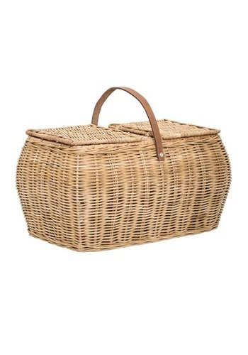 Bloomingville Picknick Basket