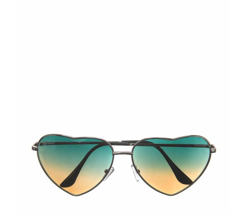 Holly Heart Sunglasses Degradé