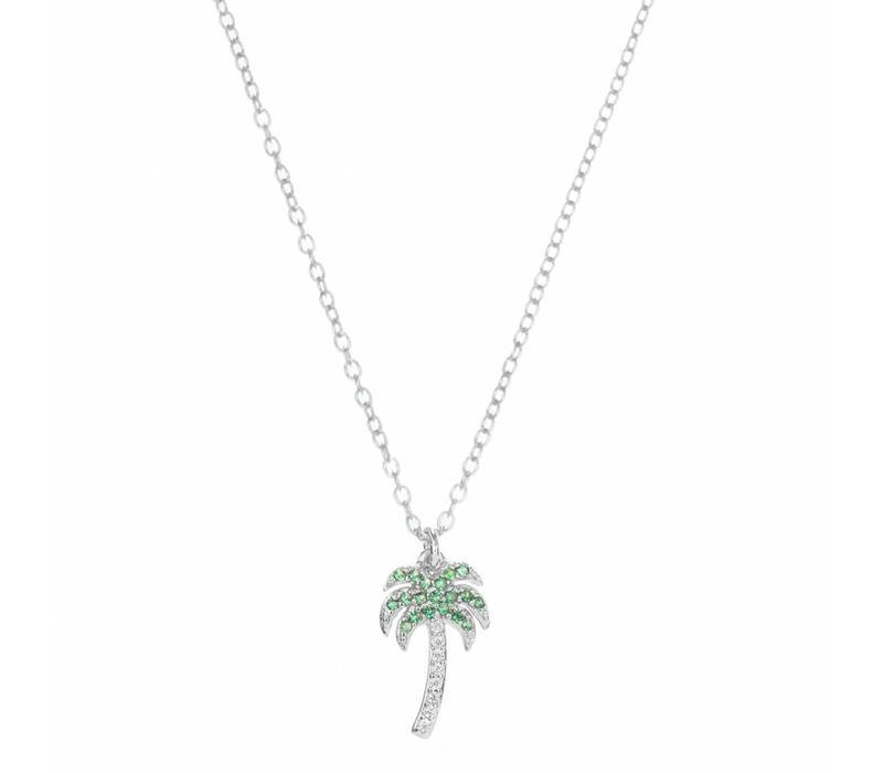 Roma Palmtree Silver
