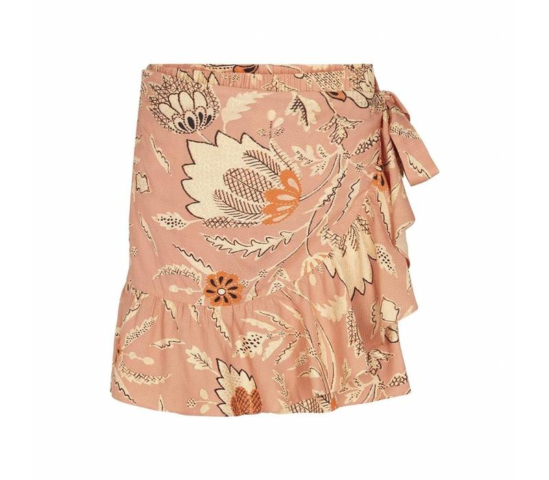 Fresco Skirt Dusty Pink
