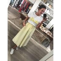 Skirt Knapp Sundress Stripe