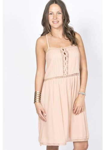 Louizon Dress Agadir Nude