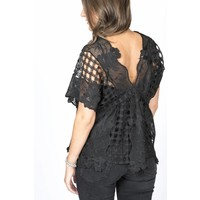 Tshirt 8114161 Black