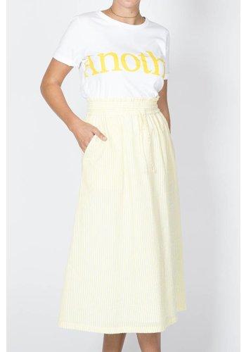 Another Label Skirt Knapp Sundress Stripe