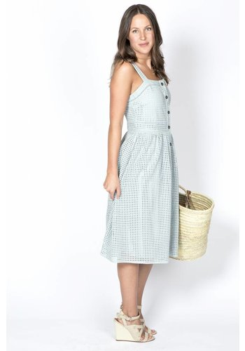 The Korner Dress 8123076 Babyblue