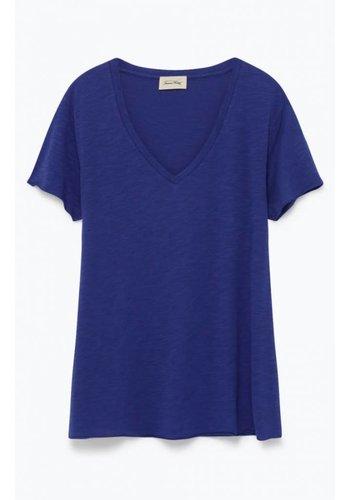 American Vintage T Shirt JAC51 Lavan