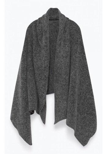 American Vintage Vest ZAP285B Grey