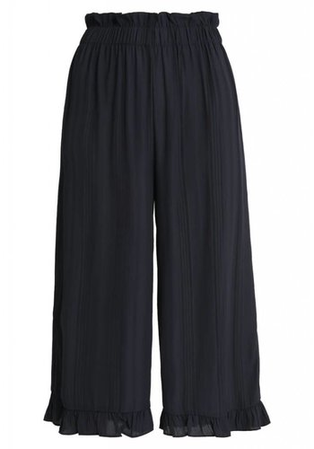 Second Female Second Female Trousers Emile Navy