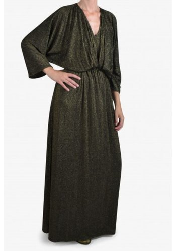 Louizon Dress Nil Gold