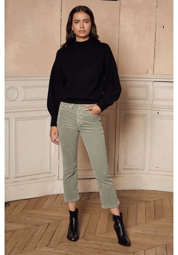 Denim Studio Trousers Camillebig Celad