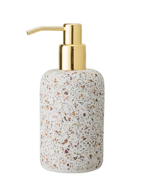 Soap Dispencer Terrazzo