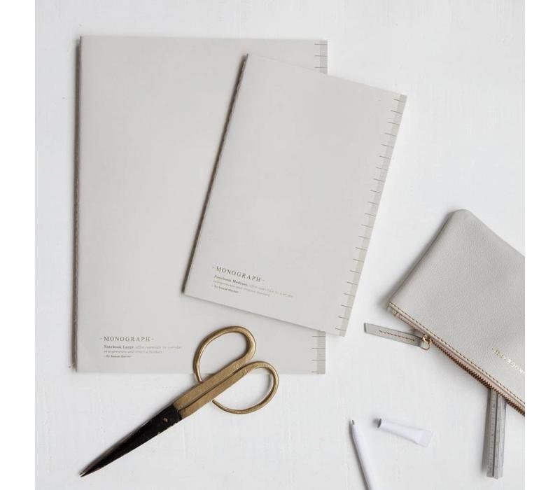 Notebook Soft Grey  A5