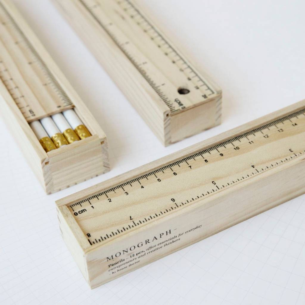 Pencils White