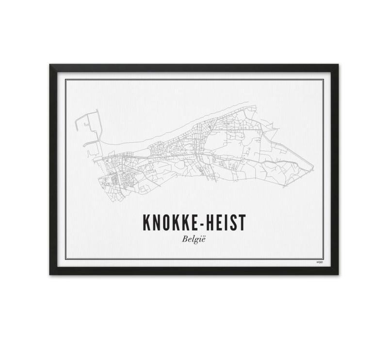 Frame Knokke 40x50cm