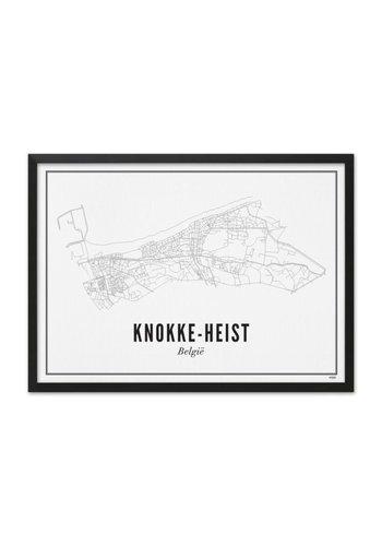 Wijck Kader Knokke 21x30cm