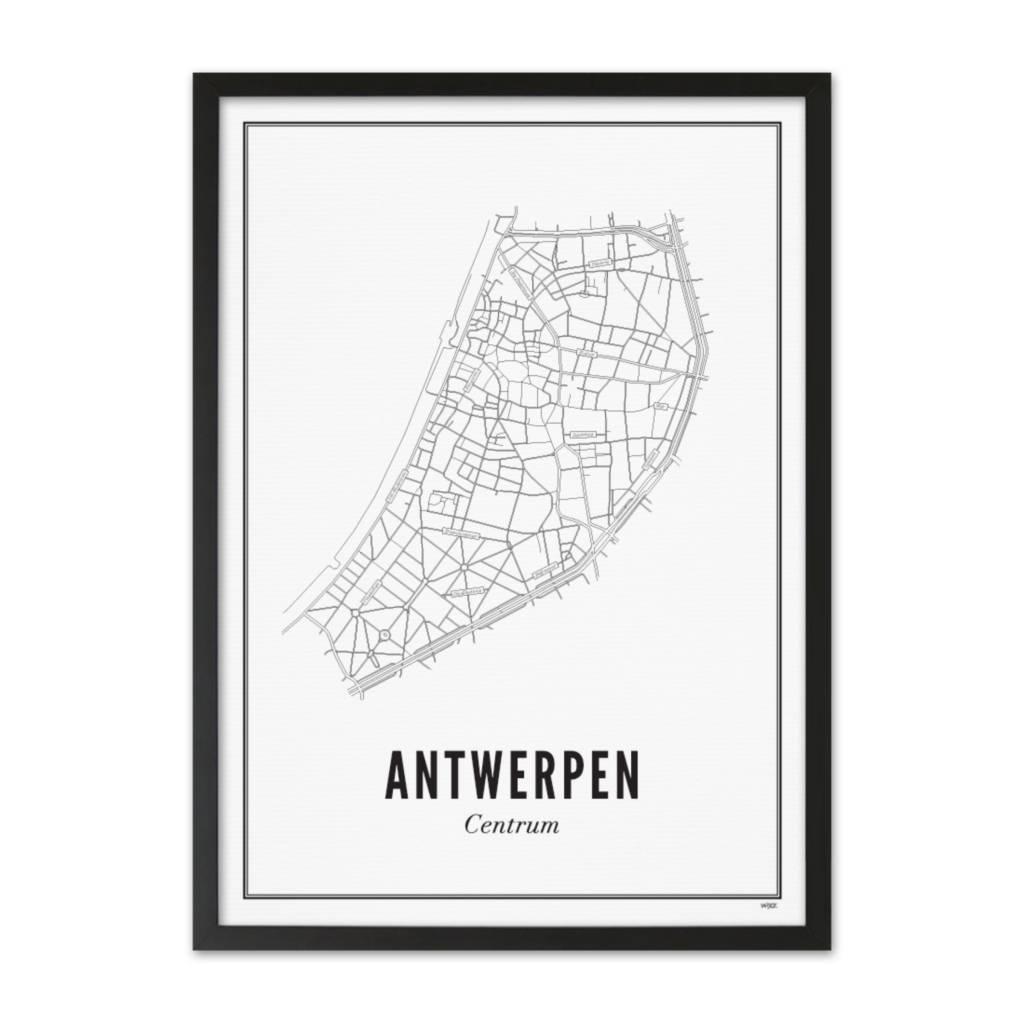 Frame Antwerp 40x50cm