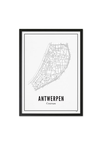 Wijck Frame Antwerpen 30x40cm