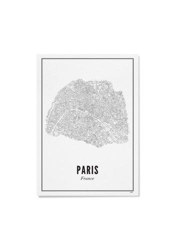 Wijck Frame Paris 21x30cm