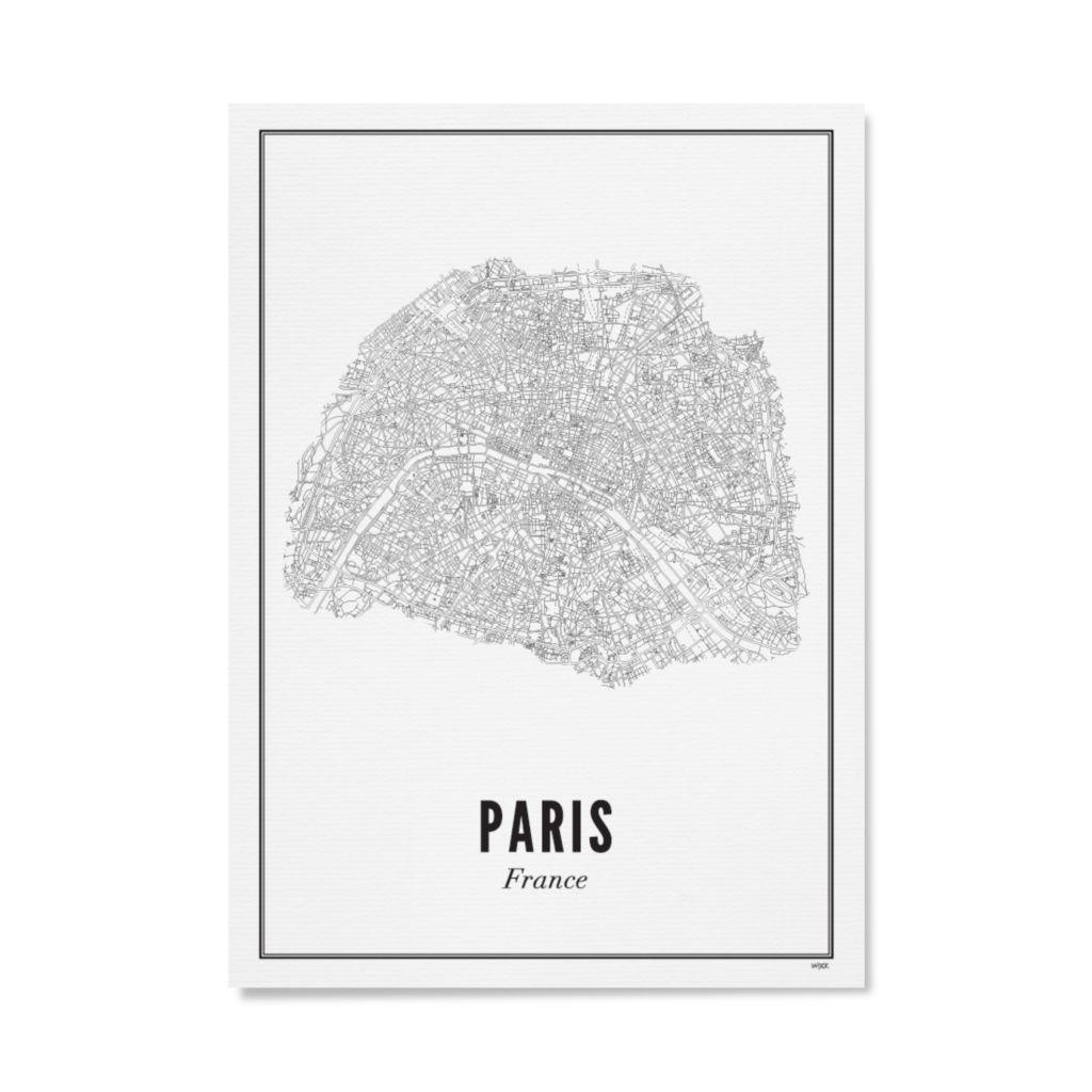 Frame Paris 30x40cm