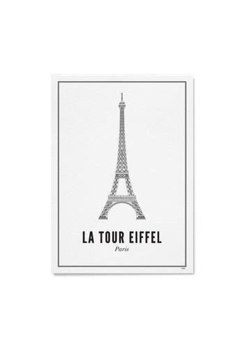 Wijck Frame Eifel Tower 30x40cm