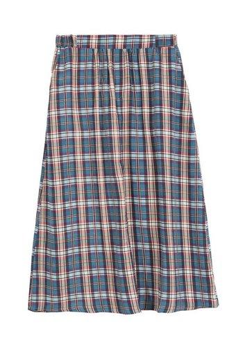 Ange Skirt Joelle Checked