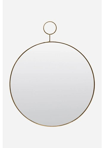 House Doctor Mirror The Loop 38cm