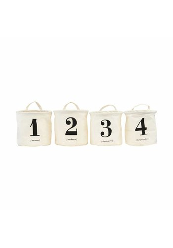 House Doctor Storage Bags 1-2-3-4