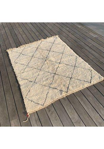 Beni Ourain carpet 210x155cm
