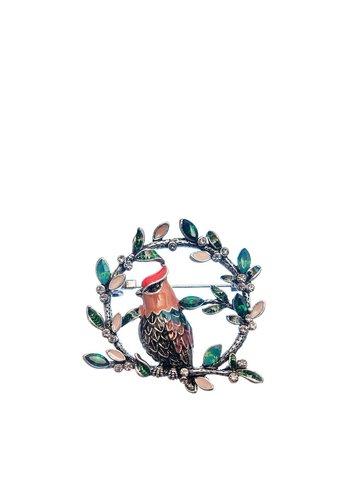Les Soeurs Irma Bird On a Branch