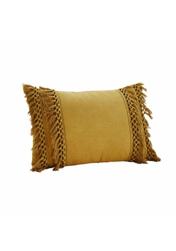 Madam Stoltz Cotton Cushion