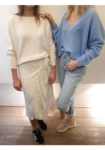 Maché Wrap Skirt Dagmar