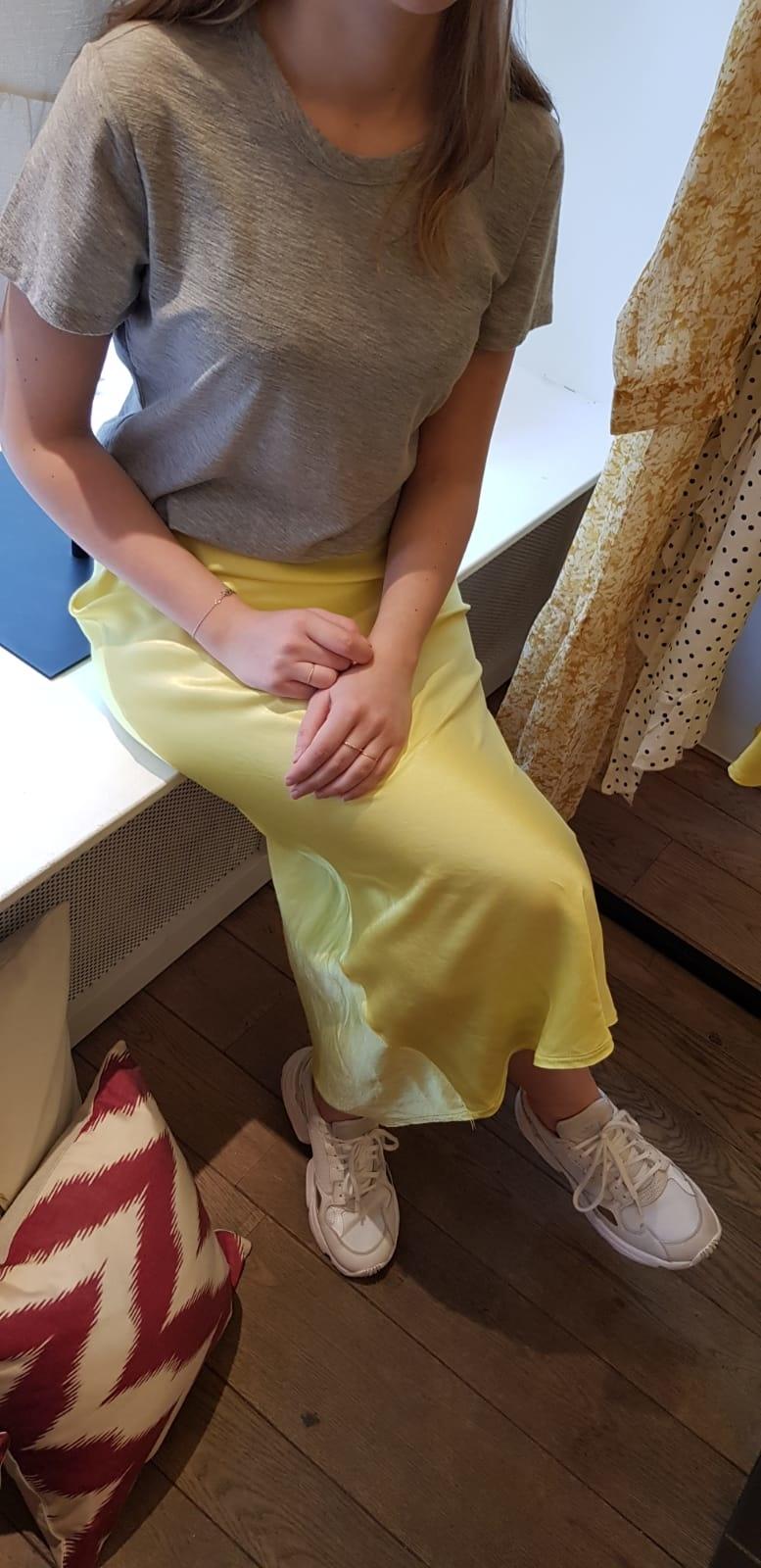 Saxx Yellow Skirt