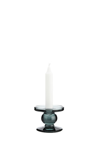 Madam Stoltz Glass Candle Holder